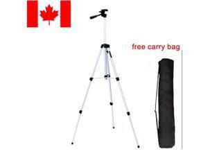 Universal Aluminum Portable Tripod Stand Camera  Nikon Olympus + Carry Bag