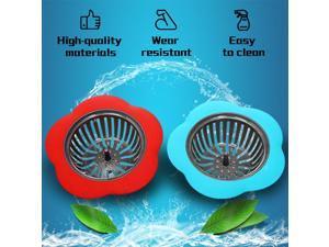 Kitchen Sink Strainer Drain Hair Stopper Bath Catcher Sewer Filter Shower Cover