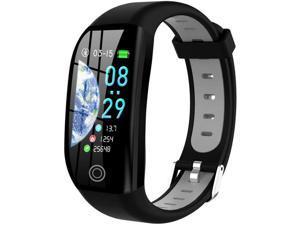 Bluetooth Smart Bracelet Wristband Sport Watch Heart Rate Blood Pressure F21