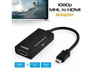 Mini Micro USB to HDMI Cable Adapter 1080P HD TV for  Android Phone CA