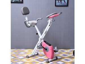 Indoor Magnetic Upright/ Recumbent Exercise Bike with Tablet Holder