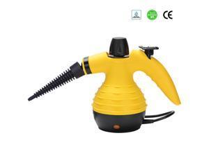 Multi Purpose Handheld Steam Cleaner 1050W Portable Steamer W/Attachments Home