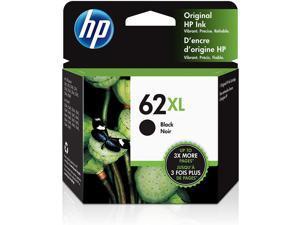 HP 62XL   Ink Cartridge   Black   C2P05AN