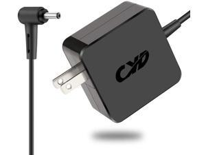 CYD 65W 19V Laptop Charger Compatible for Asus Power Supply UX360CA K556UA Q524U Q524UQ UX303UB X556UQ Q304 UX303UA UX310UA UX310UQ UX310UA-RB52 UX310U X541UA X541U X541UV Q302 Q302L Q302LA Q302U