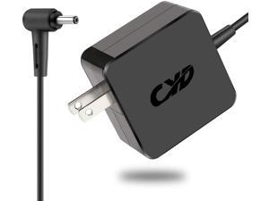 CYD 65W 19V 3.42A Laptop Charger Compatible for Asus Charger Laptop F555 F555L F555LA F555UA F555U F554 F554L F554LA F551CA AC-Adapter-Power-Cord