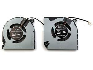 HK-Part Fan for Acer Nitro 5 AN515-43 AN515-54 AN517-51 / Nitro 7 AN715-51 CPU & Gpu Cooling Fan
