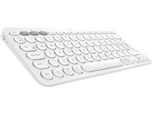 Logitech K380 Multi-Device Wireless Bluetooth Keyboard - Off White