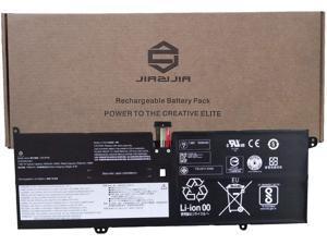 L18c4ph0 Laptop Battery Replacement For Lenovo Ideapad Yoga C940-14Iil Series Notebook 5B10w67180 5B10t11586 L18m4ph0 5B10t11585 5B10w67374 Black 7.68V 60Wh 7820Mah