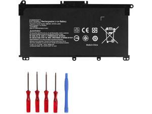 OUSIDE HT03XL Battery Compatible with HP 14-CE0025TU 14-CE0034TX TPN-I130/I131/I132 Pavilion 15-CD/CS/DA Laptop L11421-422 HSTNN-LB8M 17-AR050WM 920046-121 421 541 920070-855 HSTNN-IB7Y [TF03XL]