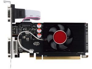 LMDC Graphics Card Replacement GPU HD6450 2GB DDR3 64Bit HDMI VGA Video Cards PCI Express Fit for ATI Radeon Gaming