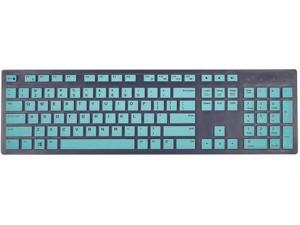 Keyboard Cover Skins Compatible with Dell KM636 KB216 Wireless Keyboard & Dell Optiplex 5250 3050 3240 5460 7450 7050 & Dell Inspiron AIO 3475/3670/3477 All-in one Desktop