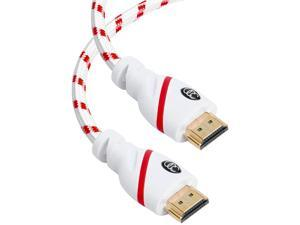 HDMI Cable - 20 FT. 4K Resolution (7.6m) High Speed HDMI Cable (2.0b) Supports Ethernet Ultra HD HDR Video Bandwidth 18Gbps Audio Return Channel 20ft (Latest Standard) HDCP 2.2 Compliant 20 Feet