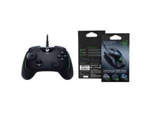 Razer Wolverine V2 Wired Gaming Controller for Xbox Series X + Universal Grip Tape Bundle