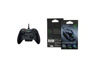 Razer Wolverine Ultimate Officially Licensed Xbox One Controller + Universal Grip Tape Bundle