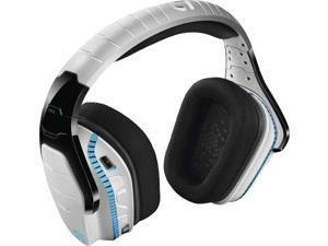 Logitech G933 Artemis Spectrum Snow Wireless 7.1 Gaming Headset White (Renewed)