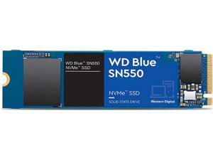 Western Digital 500GB WD Blue SN550 NVMe Internal SSD - Gen3 x4 PCIe 8Gb/s M.2 2280 3D NAND Up to 2 400 MB/s - WDS500G2B0C