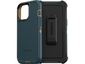 OtterBox Defender Series SCREENLESS Edition Case for iPhone 13 Pro Max & iPhone 12 Pro Max - Hunter Green