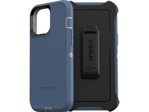 OtterBox Defender Series SCREENLESS Edition Case for iPhone 13 Pro Max & iPhone 12 Pro Max - Fort Blue