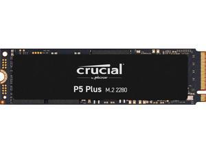 Crucial P5 Plus 1TB PCIe 4.0 3D NAND NVMe M.2 SSD up to 6600MB/s - CT1000P5PSSD8