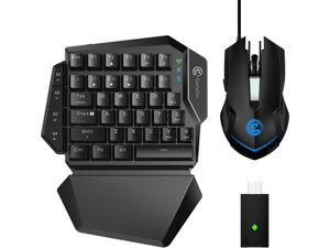 GameSir VX Aimswitch keyboard and mouse adapter, suitable for PS4 / Xbox One / Nintendo Switch / PS3 wireless converter game console