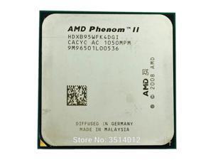 AMD Phenom II X4 B95 3.0 GHz Quad-Core CPU Processor HDXB95WFK4DGM/HDXB95WFK4DGI Socket AM3,Amount to 945