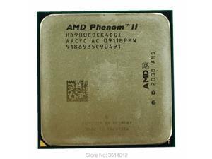 AMD Phenom II X4 900E 2.4 GHz Quad-Core CPU Processor HD900EOCK4DGI Socket AM3