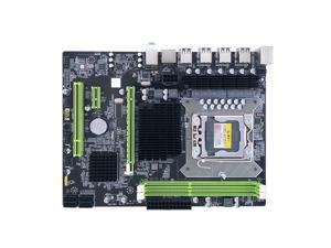 for Intel X58 PRO D3 Motherboard Supports 1366 Desktop Server CPU DDR3 ECC RX Computer Motherboard