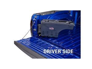SwingCase Truck Bed Storage Box | SC205D | Fits 2017 - 2021 Ford F-250/F-350 Super Duty Drivers Side , Black