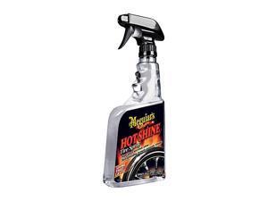 G12024 Hot Shine Tire Spray, 24 oz