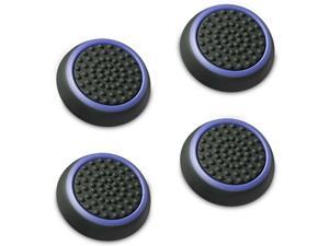 PS4 PS3 Xbox One S X 360 Wii U 4x Controller Thumb Stick Grip Caps Cover