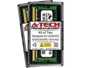 32GB 2x 16GB PC4-19200 DDR4 2400 MHz Memory RAM for  IDEACENTRE Y910 AIO