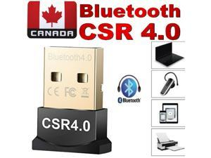 USB 4.0 Wireless Bluetooth Adapter Dongle CSR Use for PC,Printers,Laptop