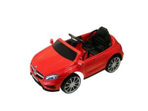 6V Kids Licensed Ride On Car Motorized Toy Car Headlight Music High/Low Speed