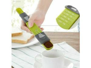 Hot Sale Adjustable Scale Measuring Spoons Cup Baking Tool   Accessories