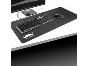 anti-Fray Cloth Gaming Mouse Pad Extended Desk Computer Mat Mousepad 900mm400mm