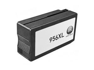 Compble 956XL L0R39AN Black Ink Cartridge For  8210 8216 8218 8720 8724