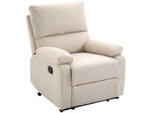 Recliner Sofa Lounge Manual Reclining Armchair Living Room  Bedroom