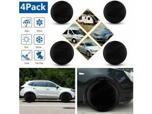 Waterproof Tire Covers Set Of 4 WheelTyre RV Trailer Camper Sun Protector 28''