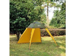 7x7x5.5ft Pop Up Beach Tent Sun Shade Shelter Folding Outdoor