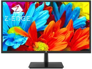 Z-EDGE 28 inch Ultra HD 4K 3840x2160 LED Monitor, 300 cd/m², 1 ms Response Time, HDR10, 1.07B Display Colors, HDMIx2 + DPx2, Built-in Speakers, FreeSync Technology