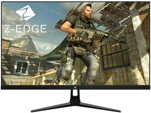 """Z-EDGE UG25I 25"""" 1080P Full HD IPS Gaming Monitor, 144Hz, 5ms, HDR, FreeSync, HDMI x2 + DisplayPort, Built in Speaker, Eye Care with Ultra Low-Blue Light & Flicker"""