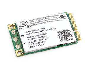 Intel Wireless 4965 AGN MMW Mini PCI-e Wireless Card 300M For Dell Inspiron 1501 1520 1525 6400 1720 9400 E1705