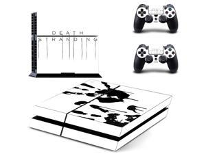 Death Stranding PS4 Stickers Play station 4 Skin PS 4 Sticker Decals Cover For PlayStation 4 PS4 Console and Controller Skins