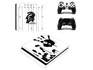 Kojima Game Death Stranding PS4 Slim Skin Sticker Decal  for Playstation 4 Console and Controllers PS4 Slim Skin Sticker