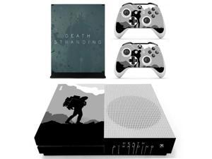 Death Stranding Skin Sticker Decal Cover For Xbox One S Console & Controllers For Xbox One Slim Skins Stickers