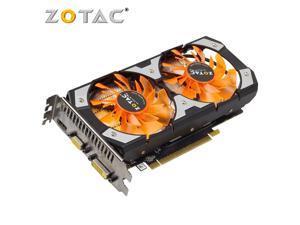 ZOTAC GTX 750Ti 2GB Graphics Card GPU VGA For nVIDIA Video Cards GeForce GTX 750 Ti 2GB Map HDMI VGA DVI PCI-E X16