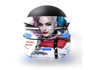 Harley Quinn Removable  Decal Skin Sticker Cover Protector Decal for Playstation VR PS VR PSVR Sticker Protection Film Skin