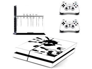 Death Stranding PS4 Stickers Play station 4 Skin PS 4 Sticker Decals Full Cover For PlayStation 4 PS4 Console & Controller Skins