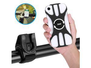 CELLPHONE HOLDER MOUNT Universal Adjustable Motorcycle Bike Bicycle Handlebar US