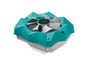 Iceberg Thermal IceFLOE T95 Extrusion Aluminum Heatsink CPU Cooler With 92mm PWM Fan